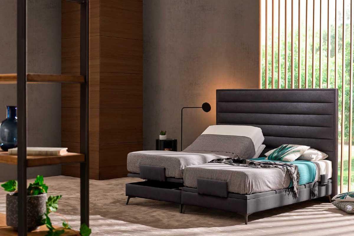 Dormitorio cama doble 1095-1