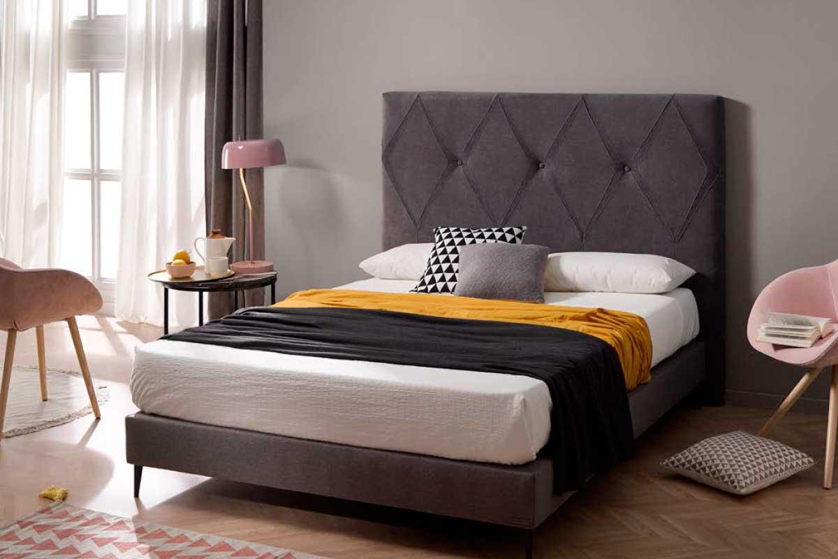 Dormitorio de matrimonio 1095-2, muebles y habitaciones matrimonio, dormitorios Murcia