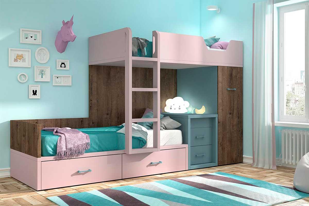 Dormitorio juvenil, K-17