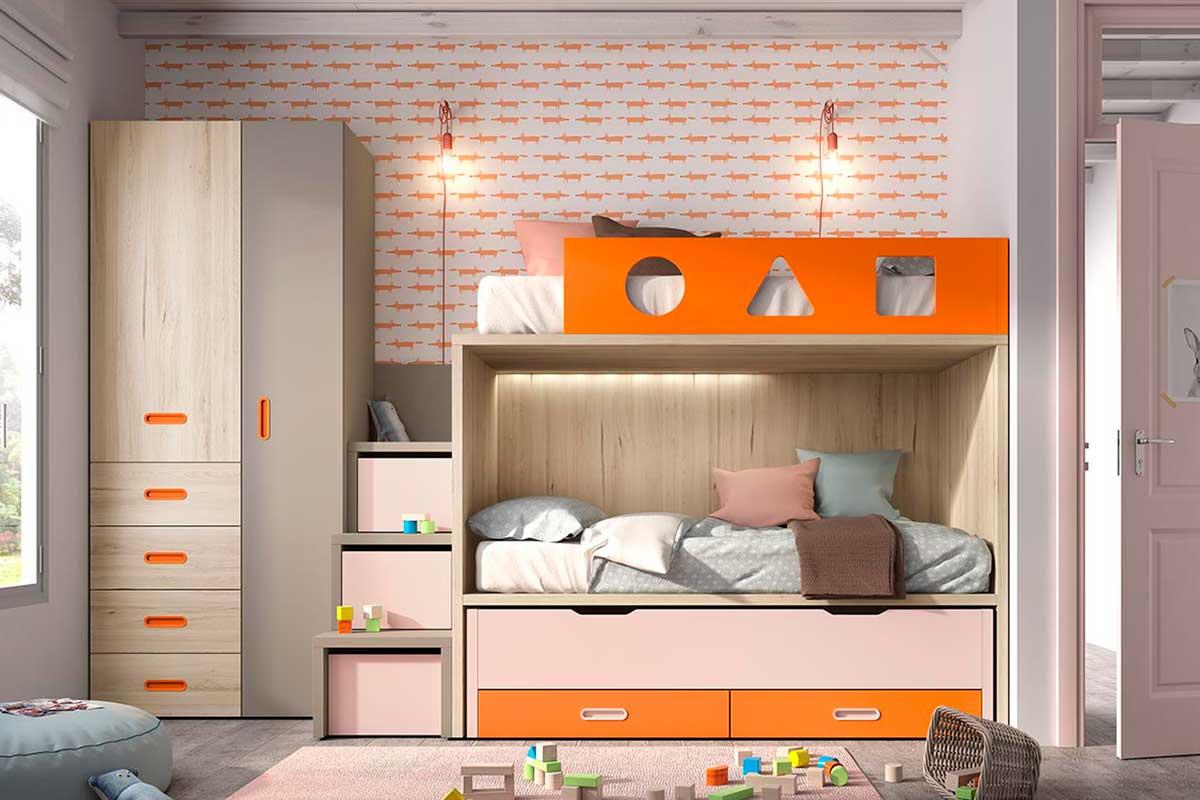 Dormitorio juvenil, K-23