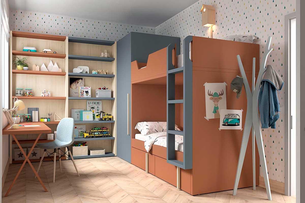 Dormitorio juvenil, K-24