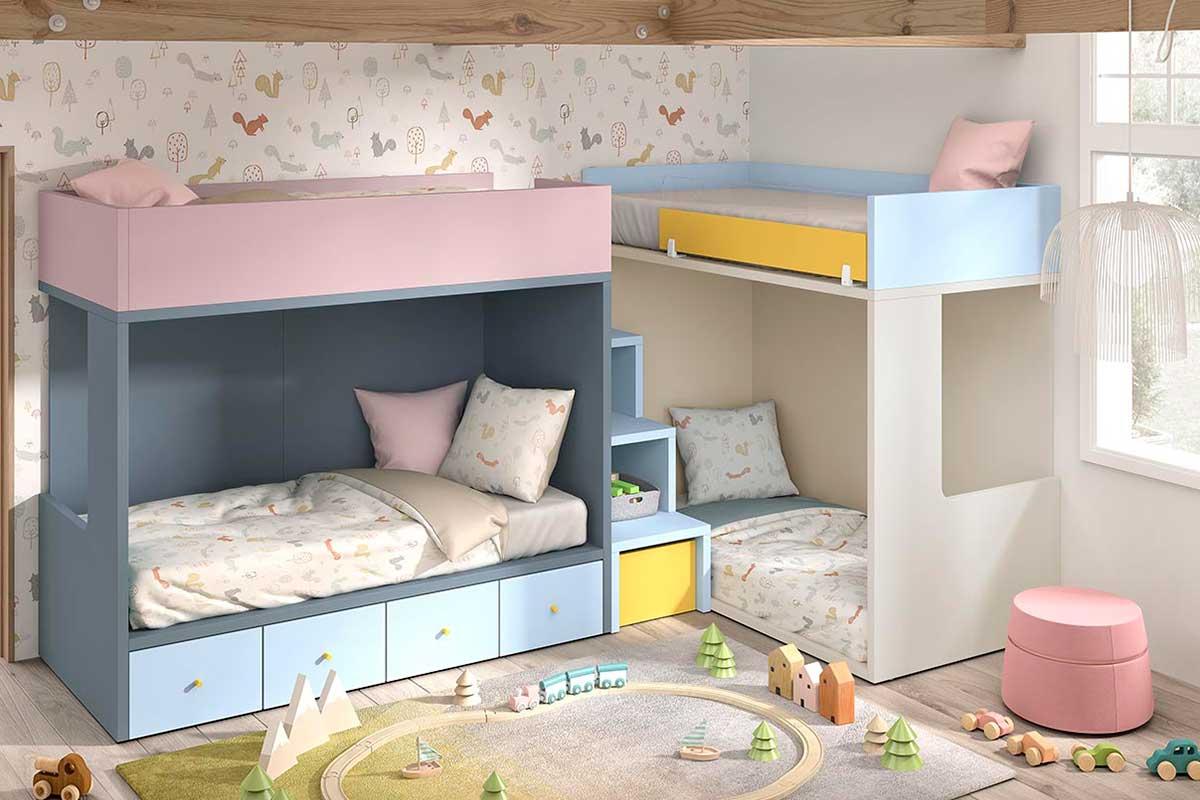 Dormitorio juvenil, K-27