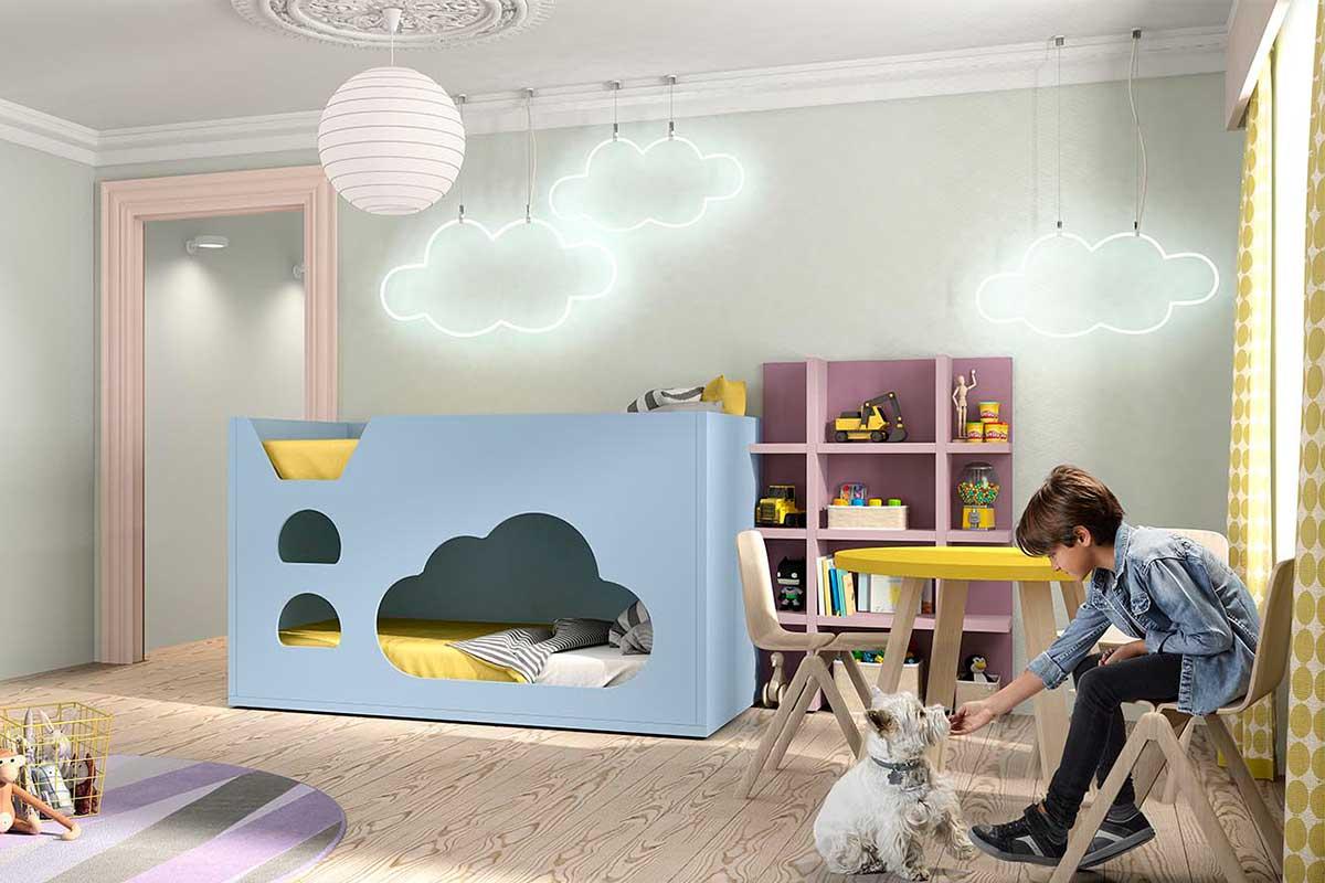 Dormitorio juvenil, K-29