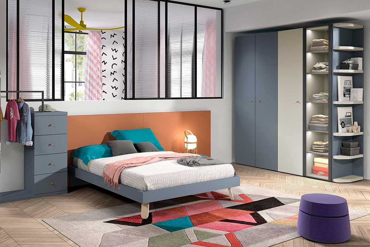 Dormitorio juvenil, K-33