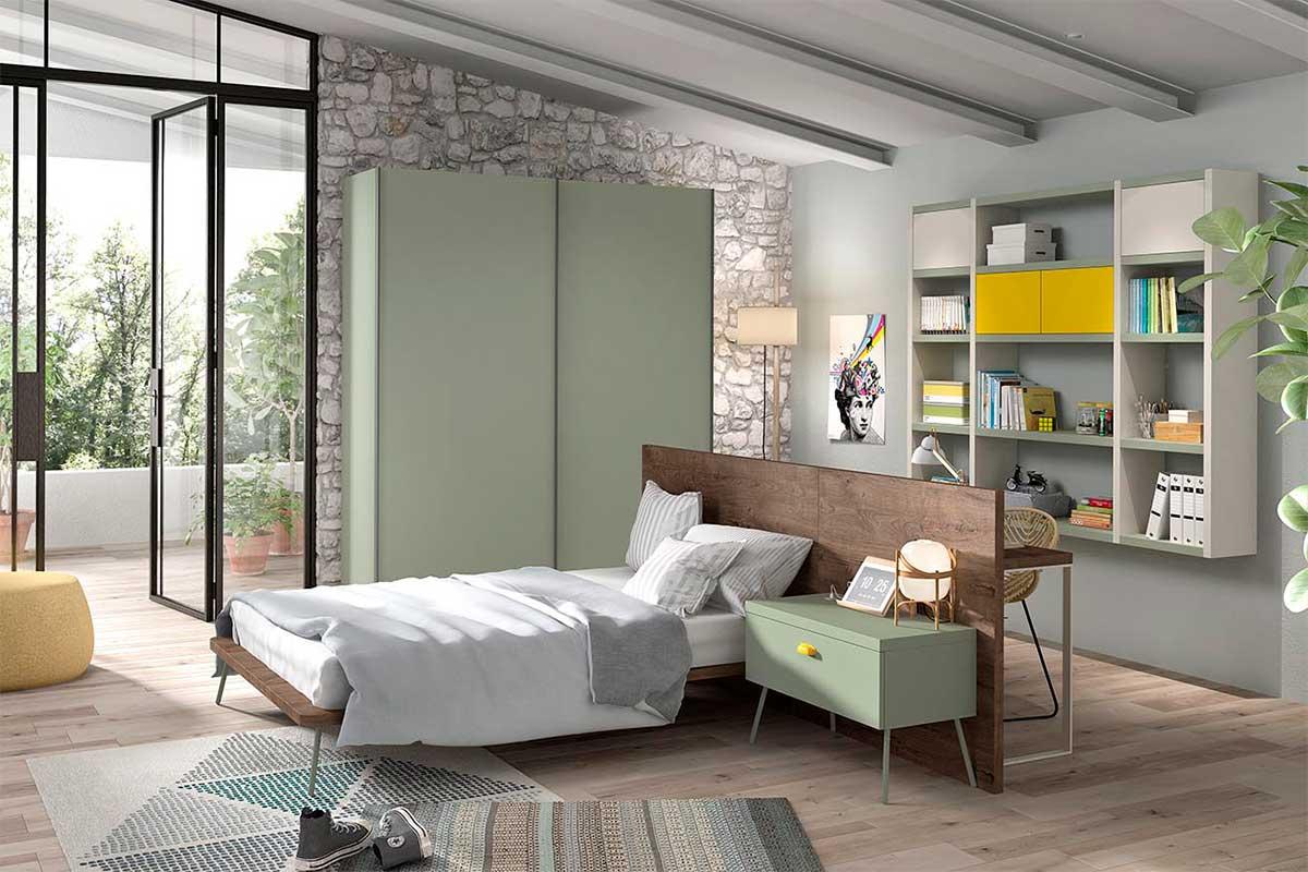 Dormitorio juvenil, K-35