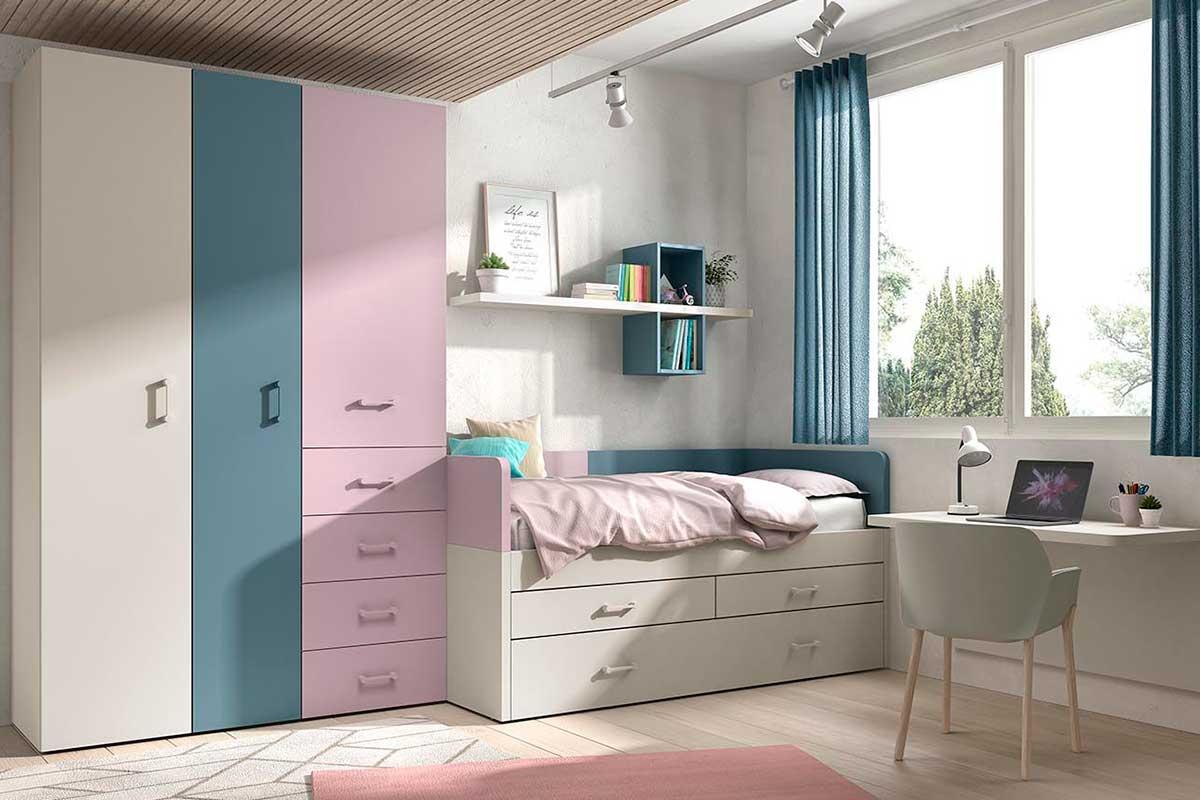 Dormitorio juvenil, K-47