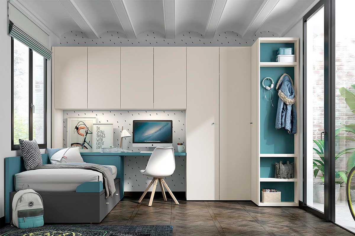Dormitorio juvenil, K-59