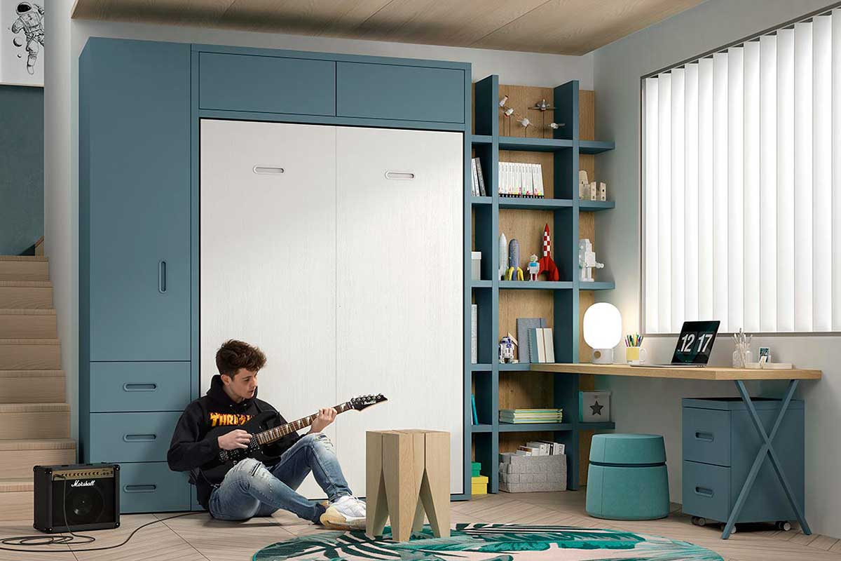 Dormitorio juvenil, K-6