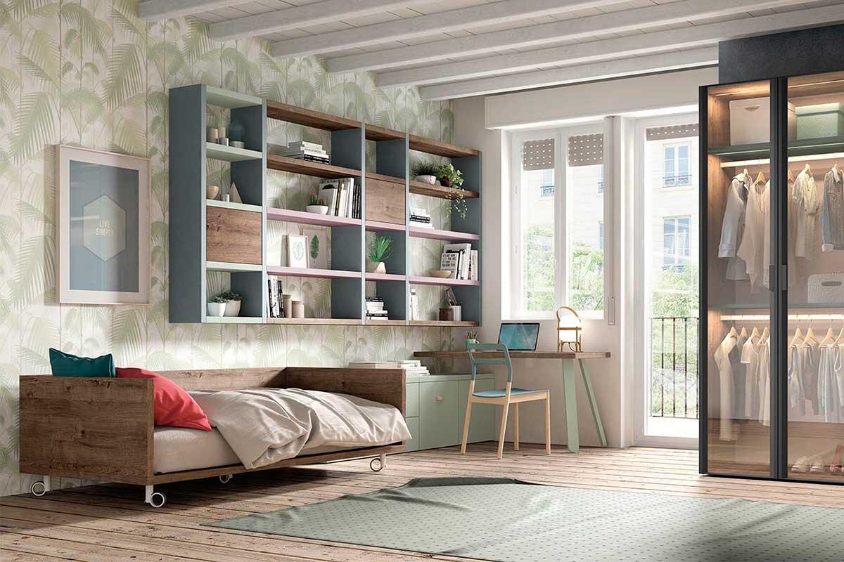 Dormitorio juvenil, K-60