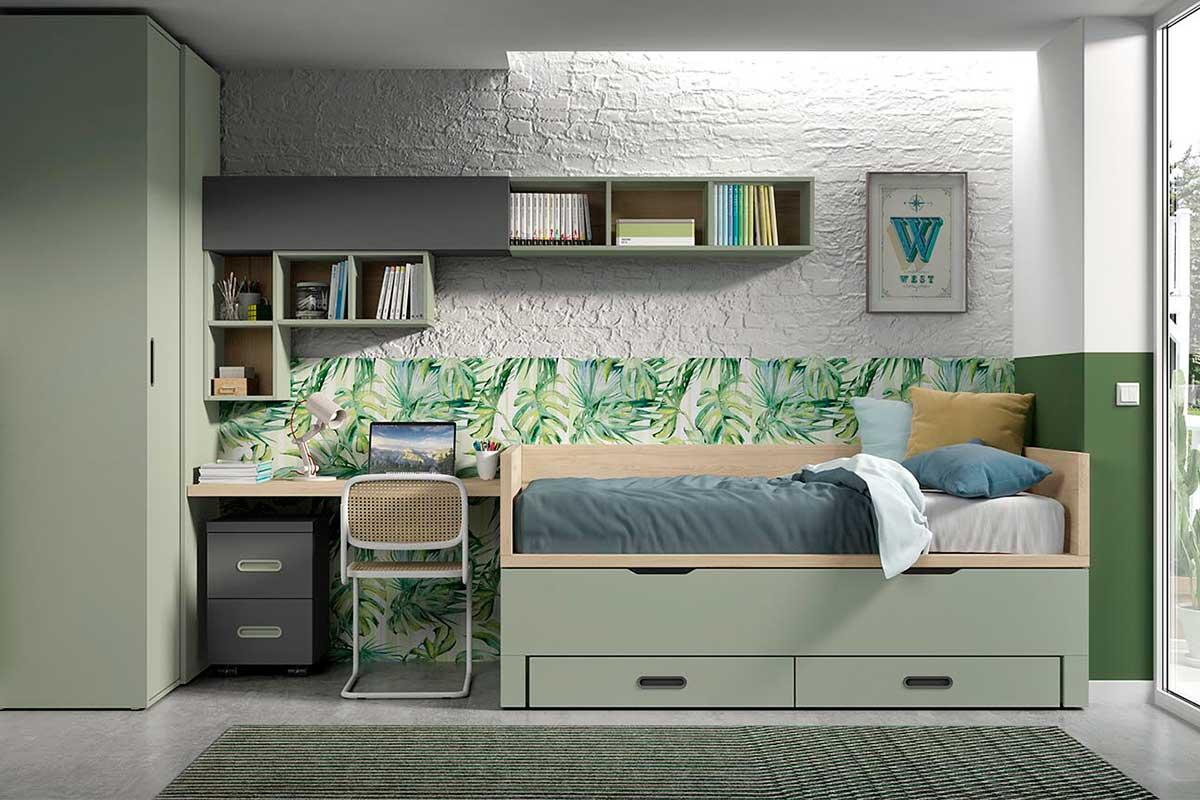Dormitorio juvenil, K-67