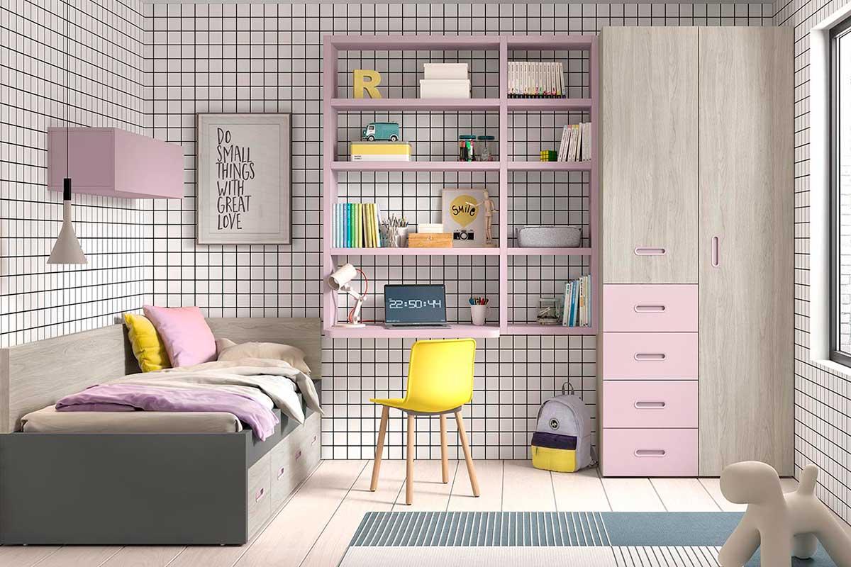 Dormitorio juvenil, K-68