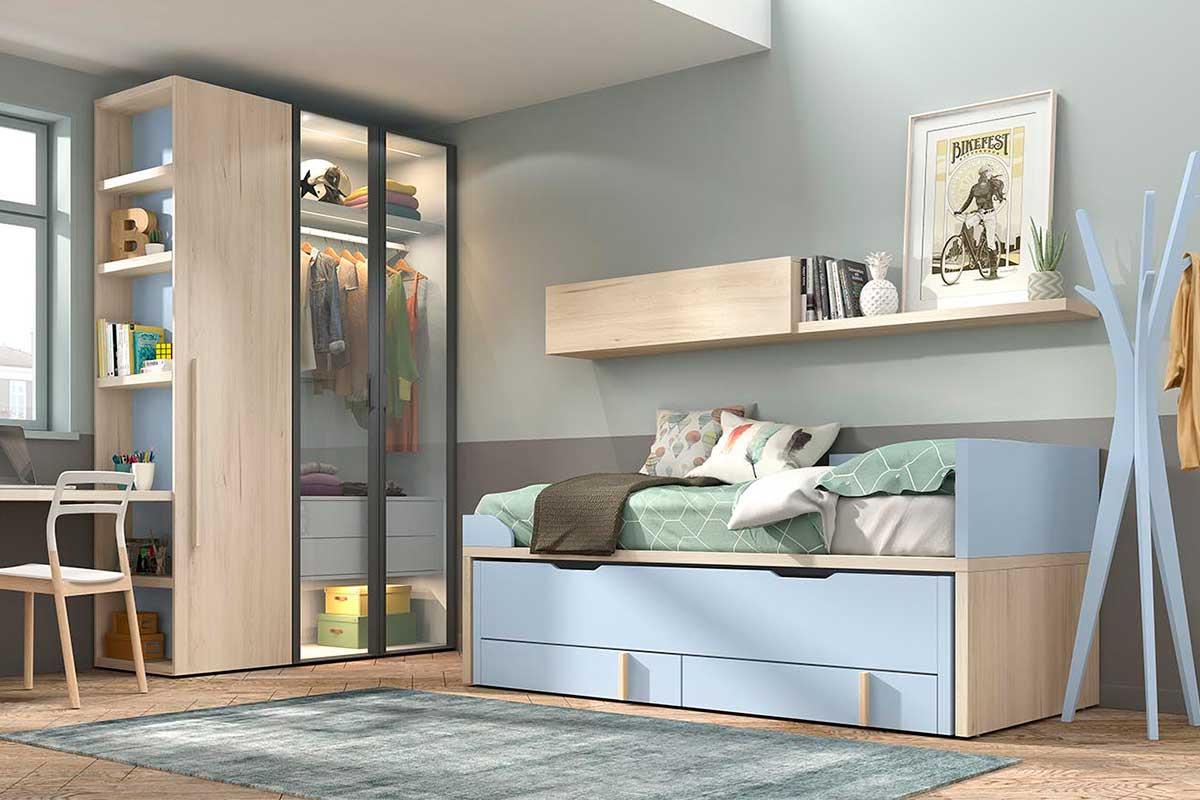 Dormitorio juvenil, K-69