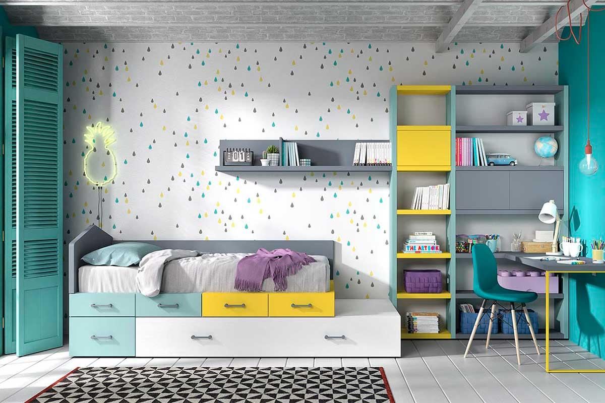 Dormitorio juvenil, K-73