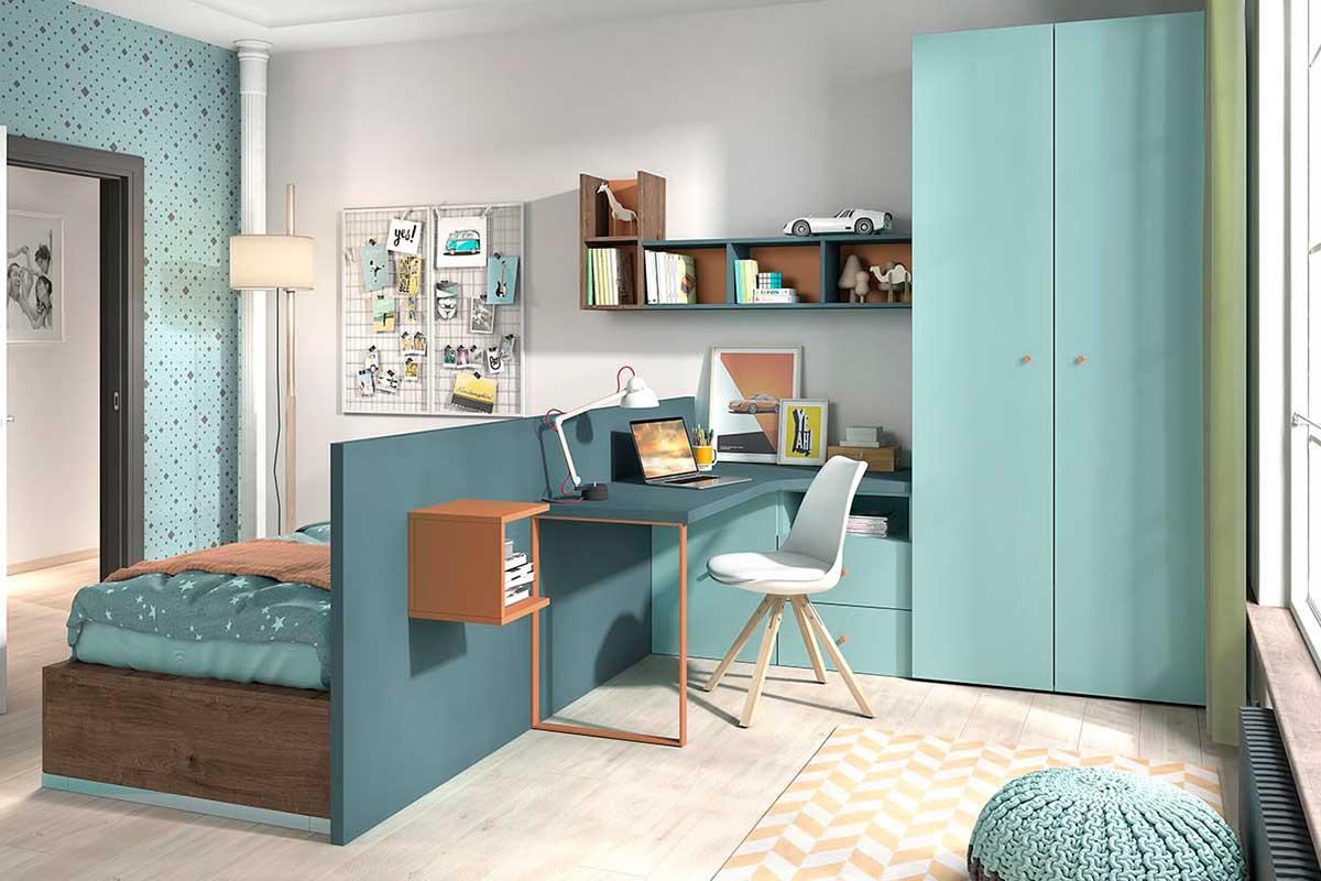 Dormitorio juvenil, K-79