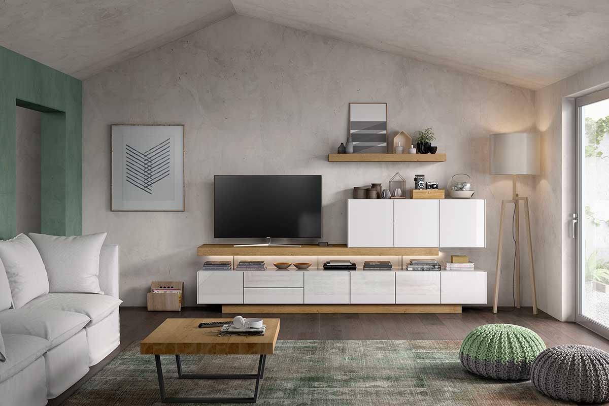 Salón, comedor, mueble auxiliar K2