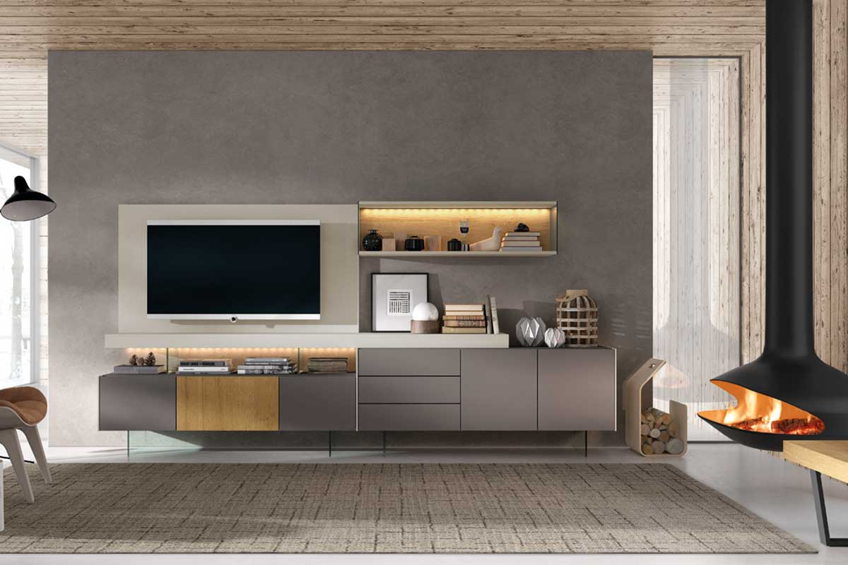 Salón, comedor, mueble auxiliar K20