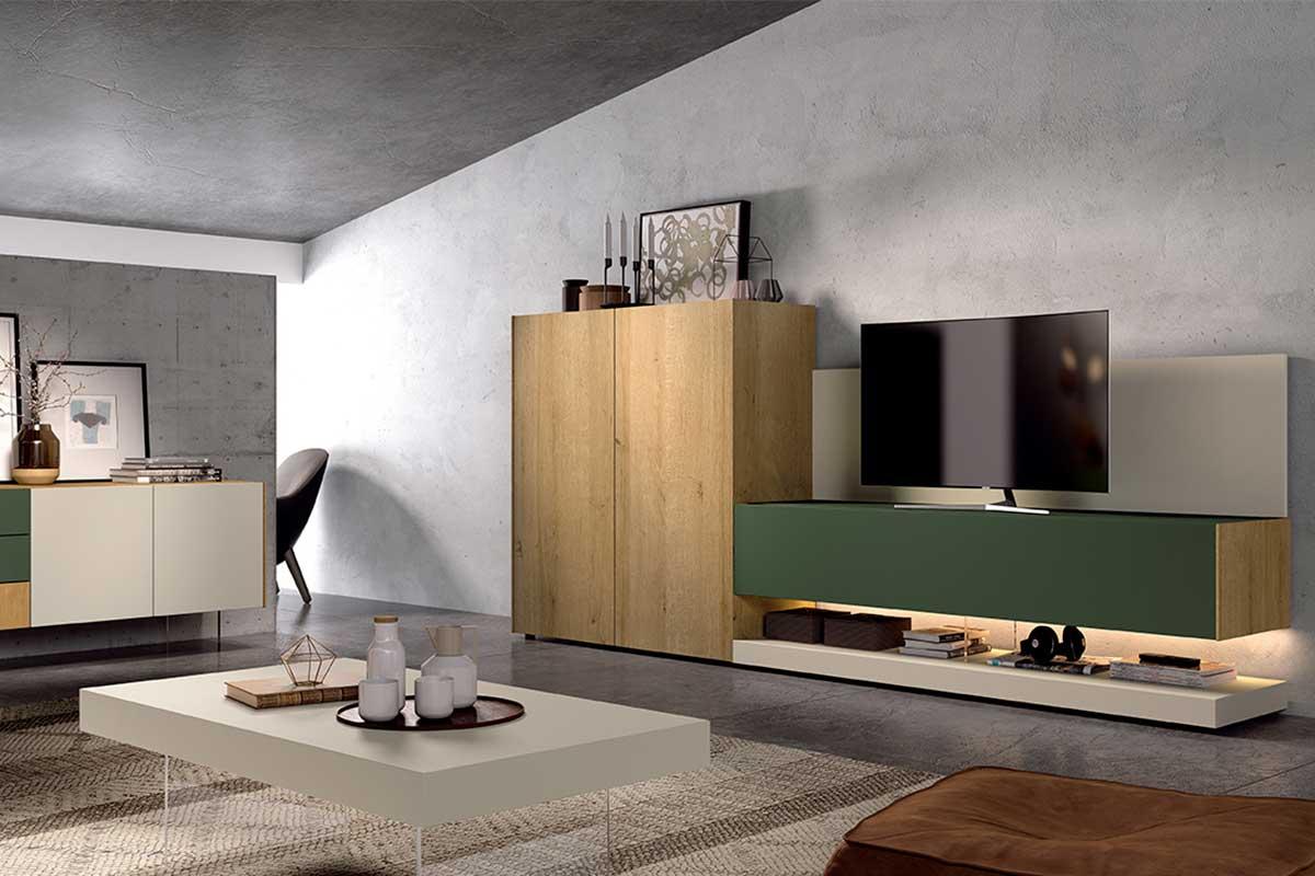 Salón, comedor, mueble auxiliar K22