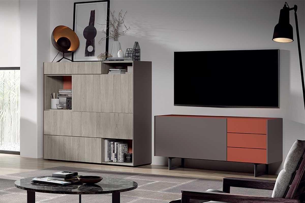 Salón, comedor, mueble auxiliar K59