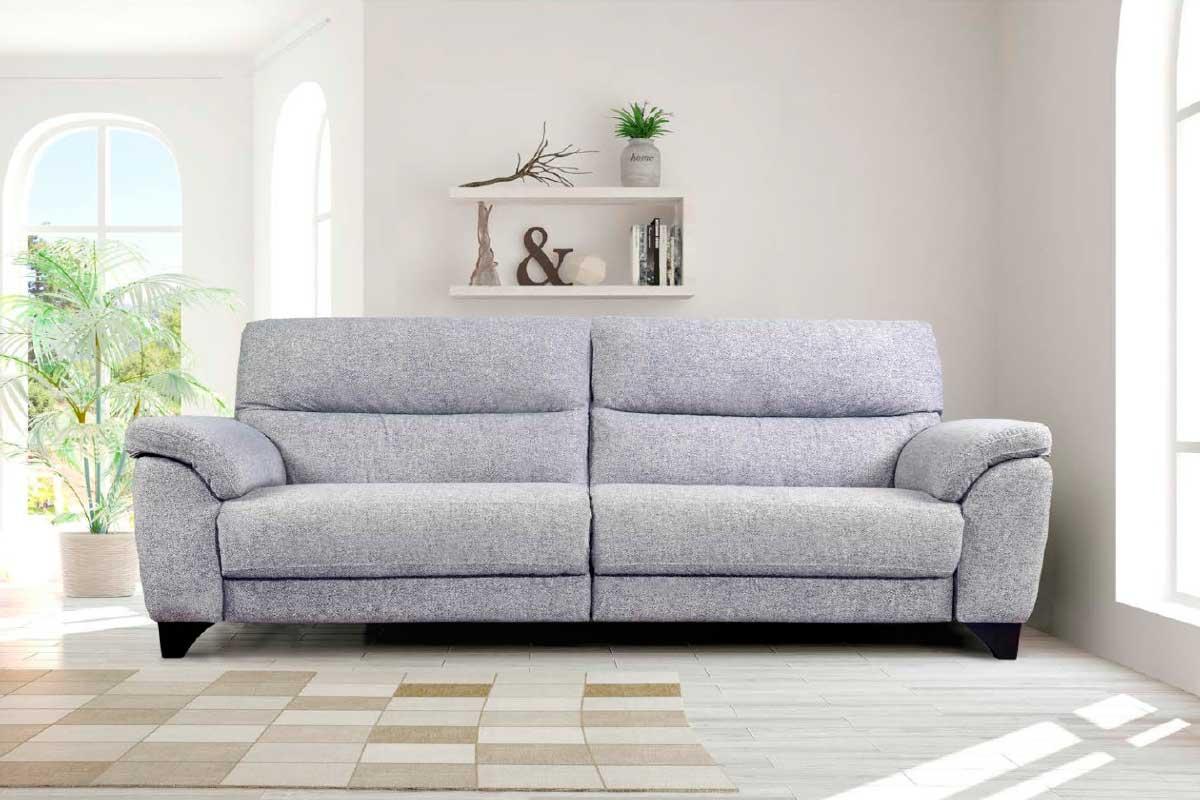 Sofá L1, mueble tapizado