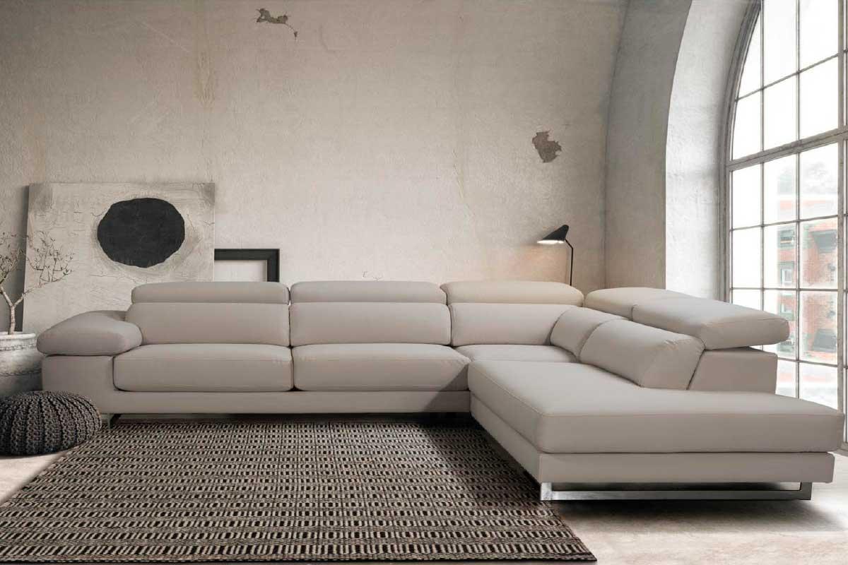 Sofá L10, mueble tapizado