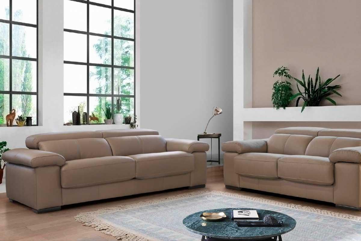 Sofá L22, mueble tapizado