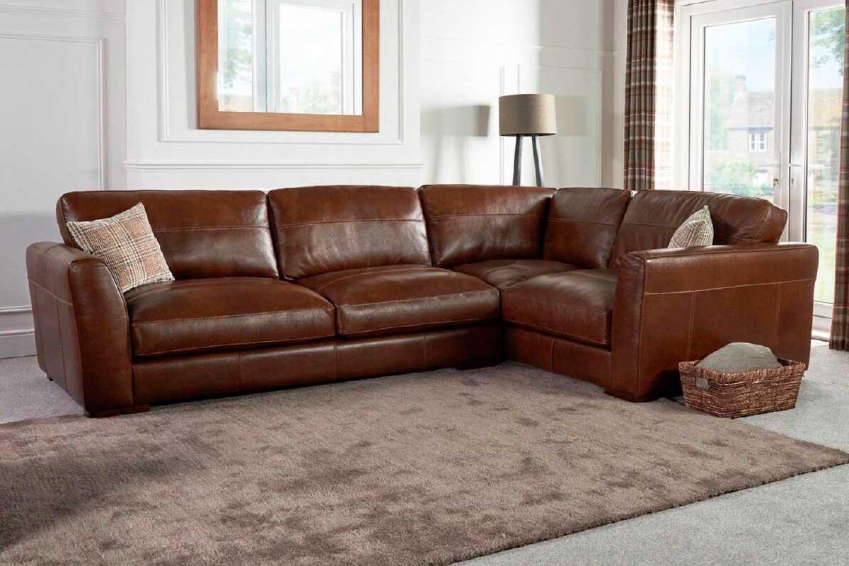 Sofá L25, mueble tapizado