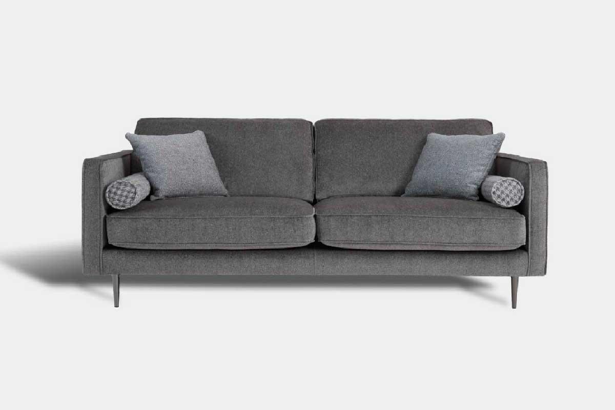 Sofá L26, mueble tapizado