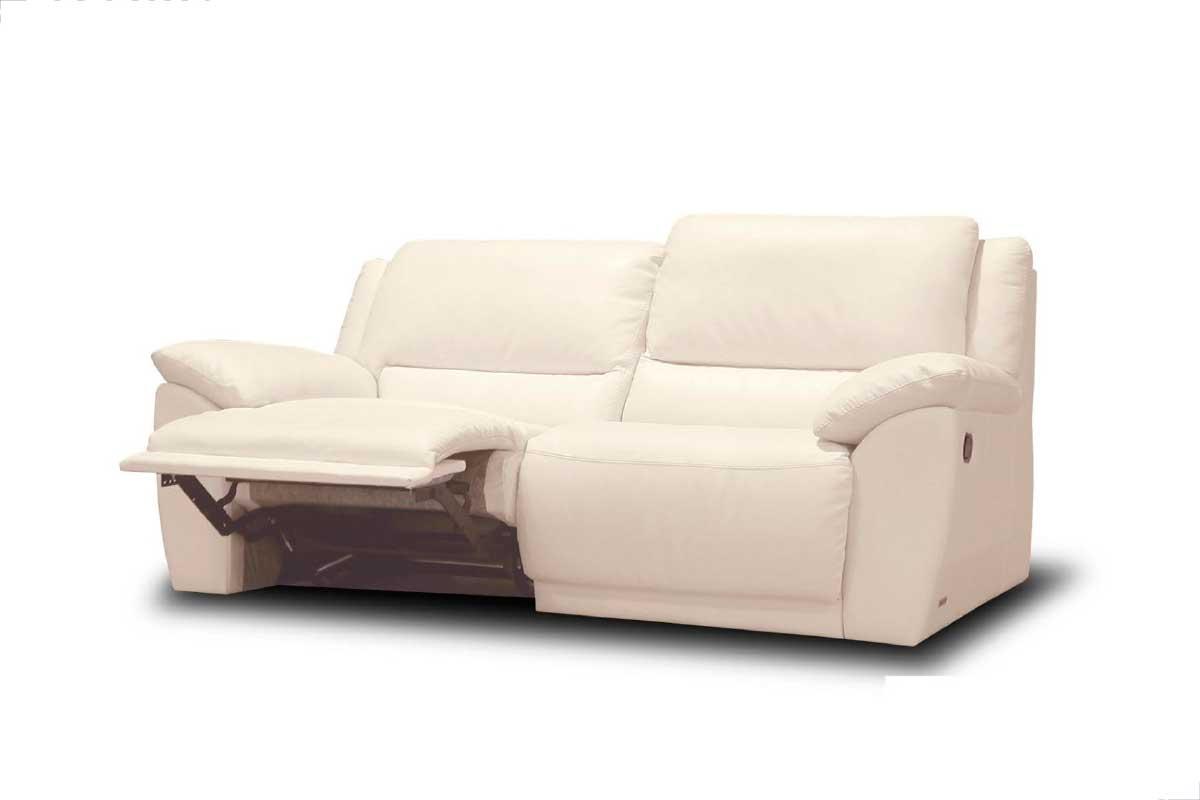 Sofá L38, mueble tapizado